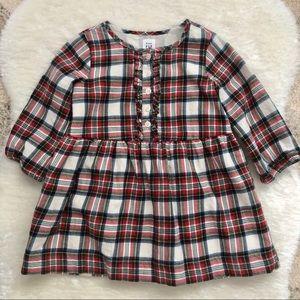 Baby Gap Plaid Dress Toddler